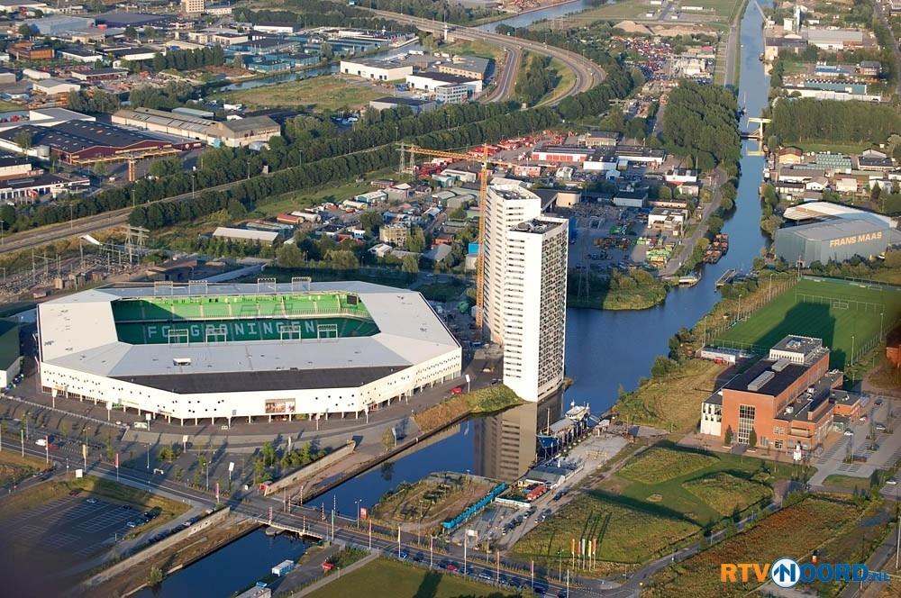 Noorderpoort Euroborg Euroborg